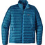 """Patagonia M's Down Sweater Big Sur Blue"""